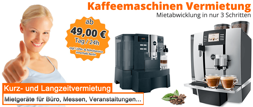 Kaffeeautomaten berlin